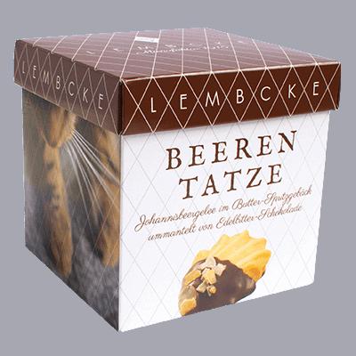Lembcke_BEEREN TATZE_Wuerfel
